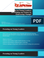 Focusing on Young Leaders Developing our Future by Embracing Change.pdf