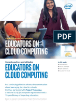 Education Educators on Cloud Computing eBook