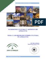 Bienes de IntereCC81s Cultural en AndaluciCC81a