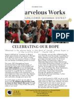 CEF 2018 Christmas Newsletter