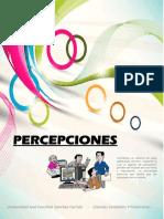 PERCEPCIONES grupal