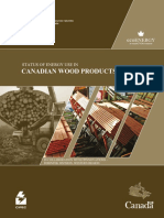 Canadian Wood Products Sector