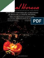 Revista Canal Horeca Edición Noviembre 2018