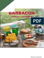 Barbacoa Especial y Diferente