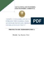 Proyecto de Termodinámica