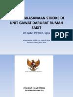 PENATALAKASANAAN STROKE DI UNIT GAWAT DARURAT RUMAH SAKIT.pptx
