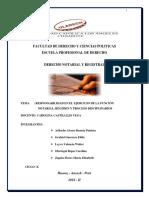 Derecho-huaraz-Derecho Notarial y Registra