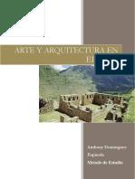 Arte y Arquitectura en El Perú