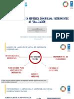 Protección Social en República Dominicana