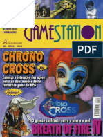 GameStation Especial Nº6 chrono cross