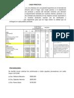 Caso Práctico Informe Auditoria