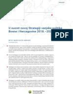 U susret novoj Strategiji vanjske politike BiH 2018. - 2023._bosanski.pdf