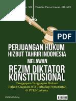 BUKU Tanggapan Hukum Terkait Gugatan HTI Terhadap Pemerintah