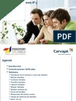 Comunicaciones Unificadas - Capacitaciones Proexport_Mar20
