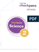 Science Checkpoint 2