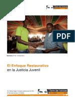 Enfoque Restaurativo en Justicia Juvenil