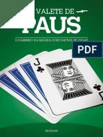 3- O Valete de Paus - Livro 3