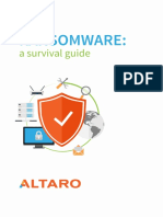 eBook - Ransomware - A Survival Guide