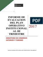 Informe Evaluacion POI 2017 IIITri (1) Esoooooooooooooooo