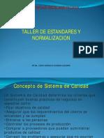 Normalizacion y Estandarizacion