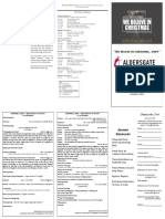 Bulletin December 2 2018 PDF