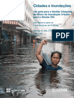 CIDADES E INUNDAÇÕES  - UM GUIA DE GESTÃO INTEGRADA DE RISCO DE INUNDAÇÃO URBANA PARA O SEC XXI.pdf