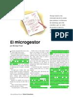 01 El Microgestor