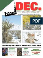 El Paso Scene December 2018