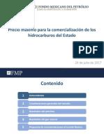 Comercialización Banco de México