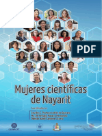 Mujeres Científicas de Nayarit
