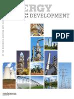 Energy for Human Development
