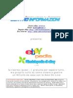 [2011] EBaypedia - Il Piu Grande Manuale x Vendere e Guadagnare Su EBay