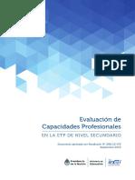 Evaluacion de Capacidades Profesionales