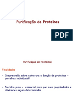 Aula 8 Purificação de Proteinas 2018