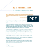 GUIDE- Are You a Changemaker_
