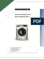 Manual Heinner HWM-M0714XA+++