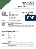 ROSHFRANS HOJA DE DATOS DE GRASA