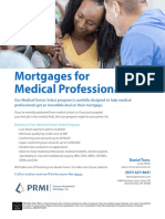 Mortgages for Medical Professionals