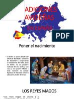 Tradiciones Navideñas Españolas CEIP Pepe Alba