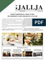 "Gazeta ""Ngjallja"" Nëntor 2018"