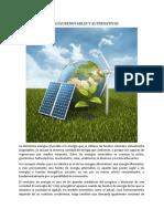 Documento Energias Renovables
