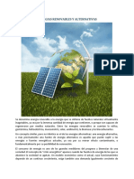 Documento Energias Renovables