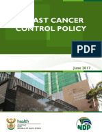 Breast Cancer Policy