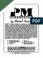 PM Principle.PDF