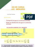 9. clase 9 Pérdidas de carga PRIMARIAS.pdf