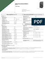 6SL3210-1PE32-5UL0 Datasheet Es En