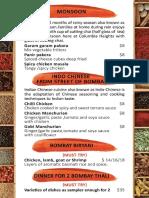 BSF Menu Page 2