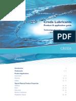 CRODA Product Range
