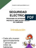 Seguridad electrica