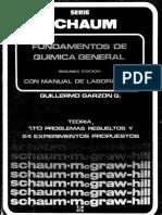 Fundamentos de Qu Mica General Con Manual de Laboratorio